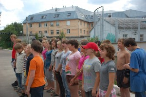 Tuchkovo during the Summer Camp 2012